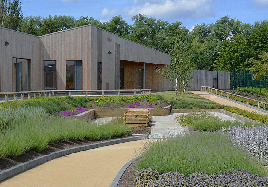 Kingsley Green Mental Health Unit, Hertfordshire