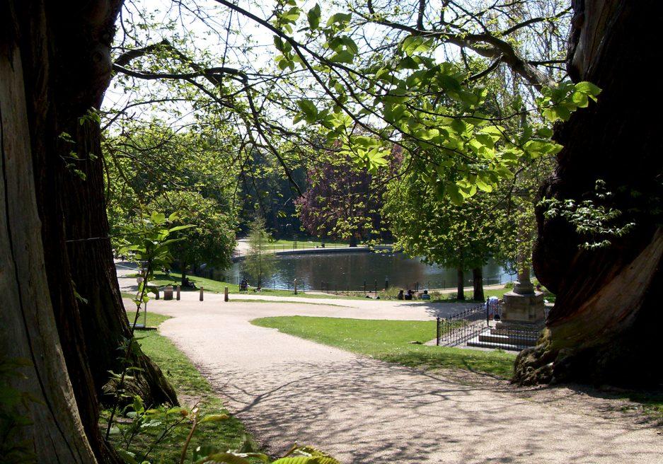 Christchurch Park, Ipswich
