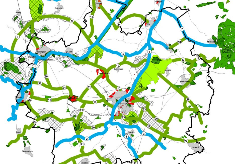 Green Infrastructure Strategy for the Cambridge Sub-Region