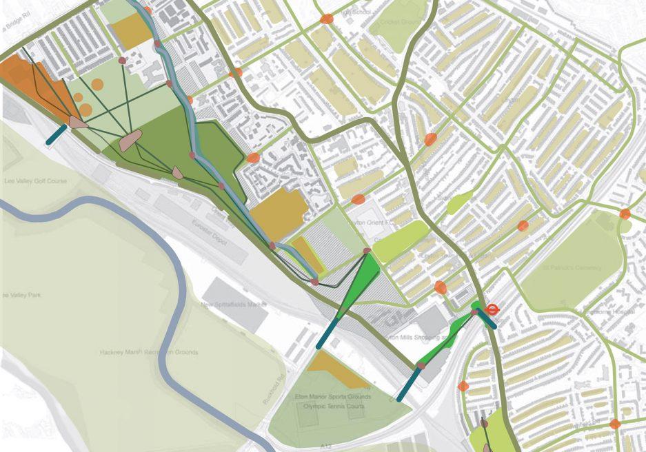 Northern Olympic Fringe Masterplan