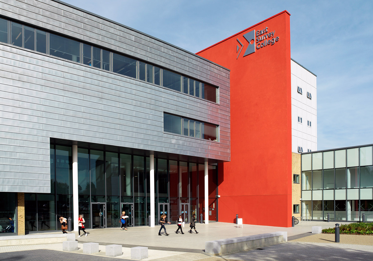 Projects-Education-EastSurreyCollege-Entrance-1500x1050