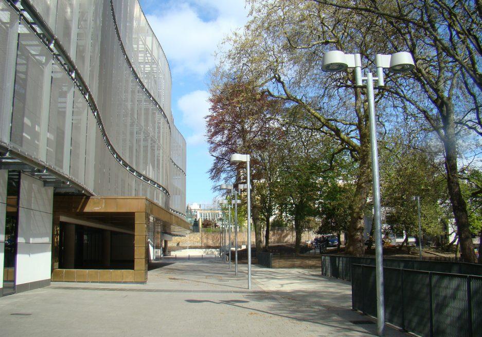 Holland Park School, Kensington