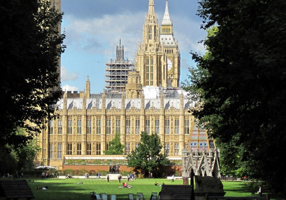 Palace of Westminster Education Centre, Victoria Tower Gardens, City of Westminster