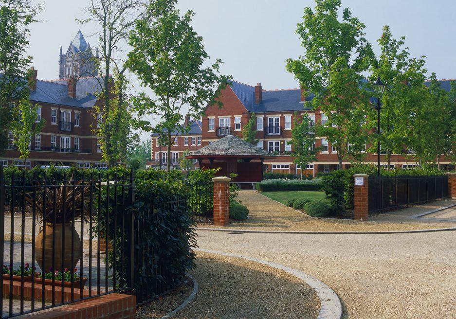 Repton Park, Redbridge, Essex