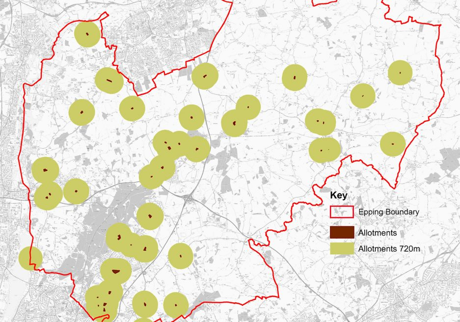 Epping Forest Open Space Appraisal