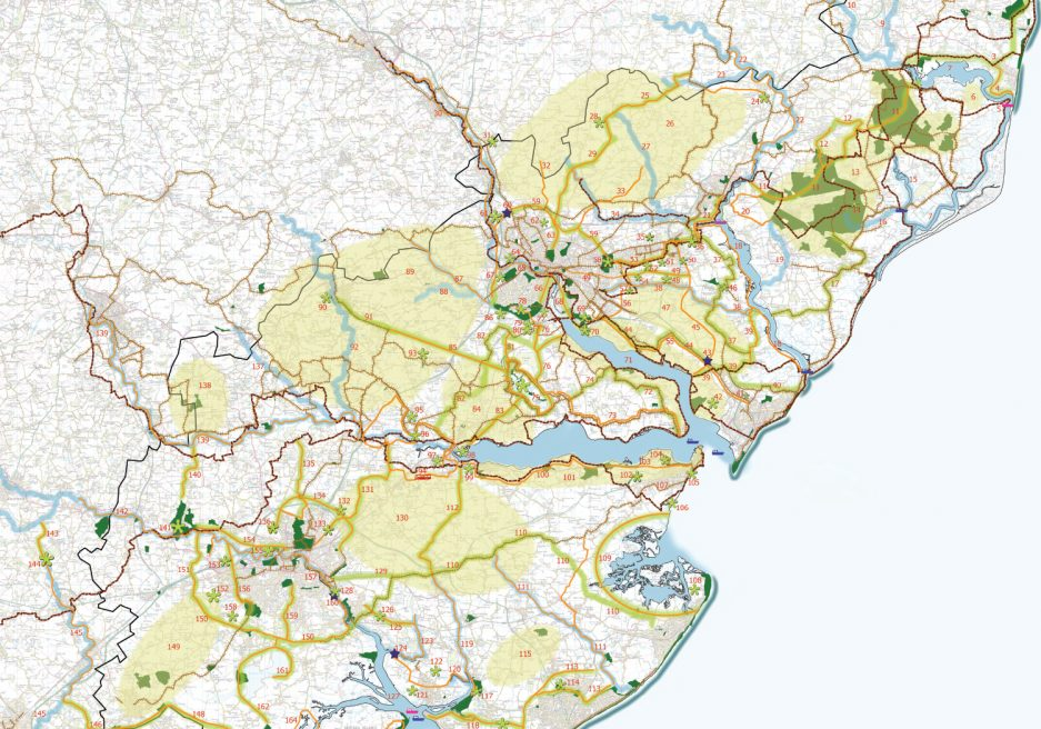 Haven Gateway Green Infrastructure Strategy