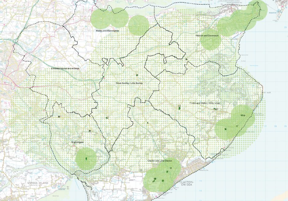 Tendring Open Space Strategy, Essex