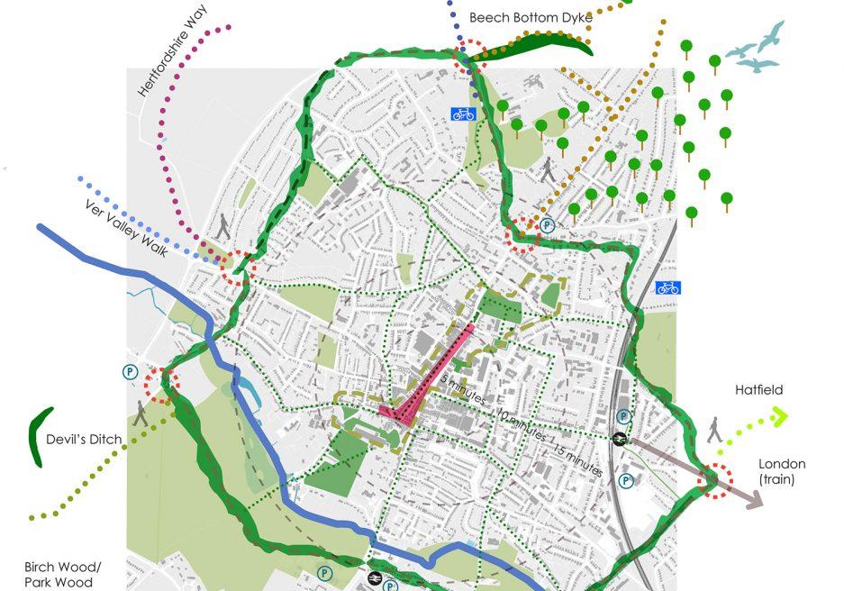 St Albans City Vision, Hertfordshire