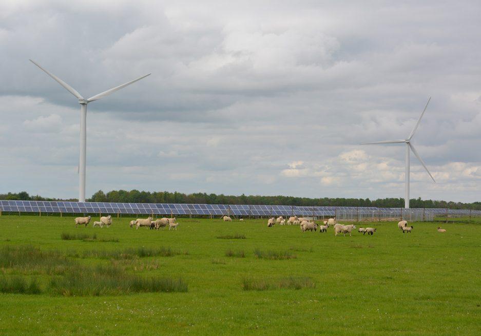 Chelveston Renewable Energy Park, Northamptonshire