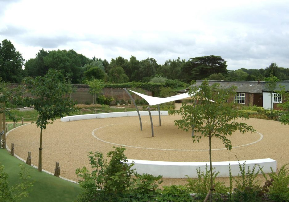 Walled Garden, Stockwood Discovery Centre, Luton