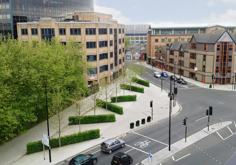 Ipswich Fit for the 21st Century