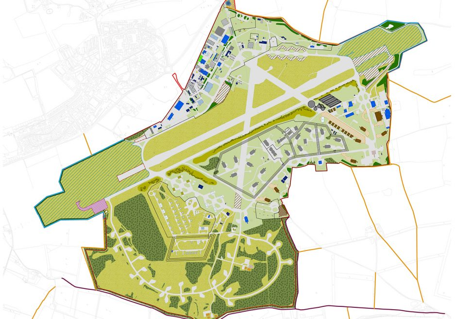 Bentwaters Parks Masterplan and AD Plant, Suffolk