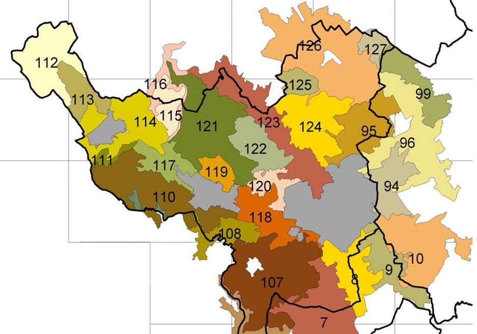 Dacorum District Landscape Character Assessment, Hertfordshire