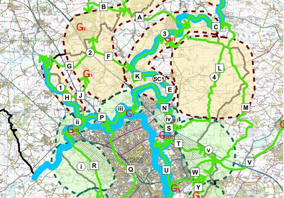 Milton Keynes Green Infrastructure Strategy