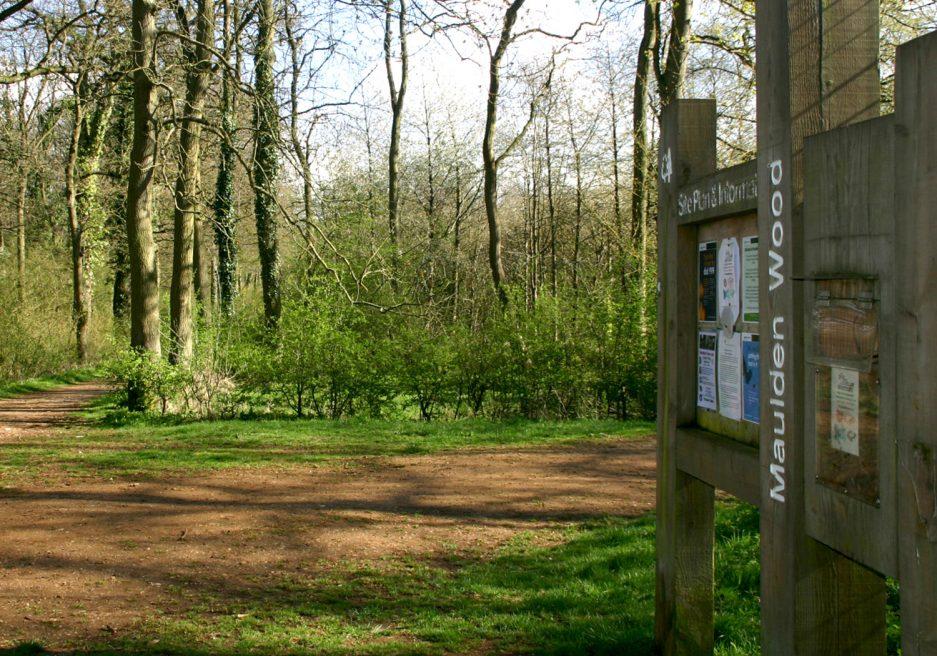 Working Woodlands Centre, Maulden Wood, Bedfordshire