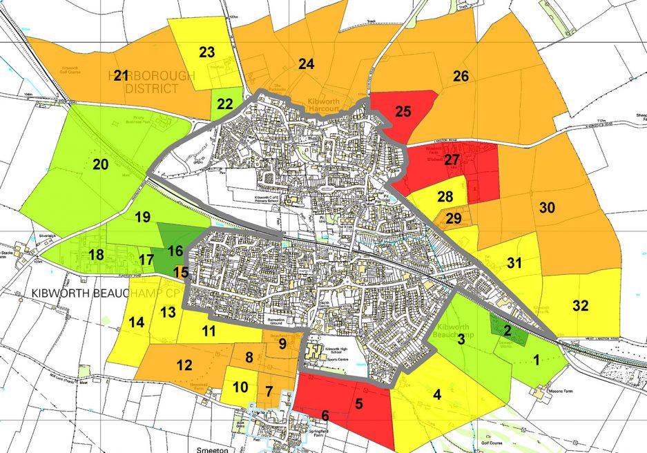 Harborough Rural Centres, Harborough
